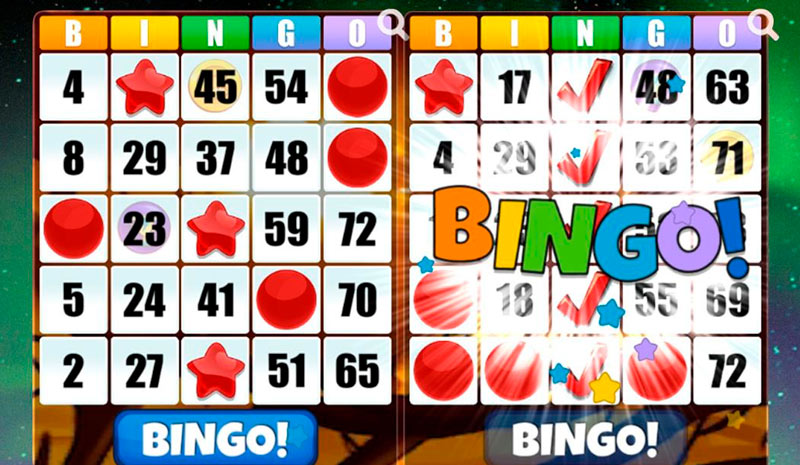 Online Video Bingo